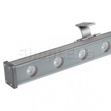 Светодиодный прожектор AR-LINE-1000S-18W-220V Warm (Grey, 30 deg)
