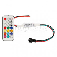 Контроллер CS-2015-RC-RF21B (1024pix, 5-12V, ПДУ 21кн)
