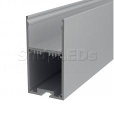Профиль накладной алюминиевый 3567-2 2 м REXANT