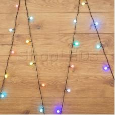 "Гирлянда ""LED - шарики"", RGB Ø18 мм, 5 м, Neon-Night"
