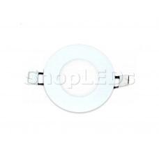 Светодиодная панель BRL-T-90-3W (белый круг, 3W, 90x13mm) (теплый белый 3000K)
