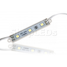 Светодиодный модуль герметичный SL-5050-3 LED (54Lm, 0,75W, 12V)