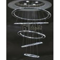 Хрустальная светодиодная люстра DW-8823