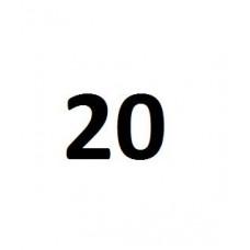Дополнение лицензии на 20 зон HC-20 Easydim